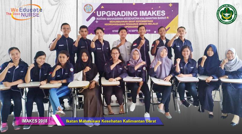 Upgrading Ikatan Mahasiswa Kesehatan Kalimantan Barat