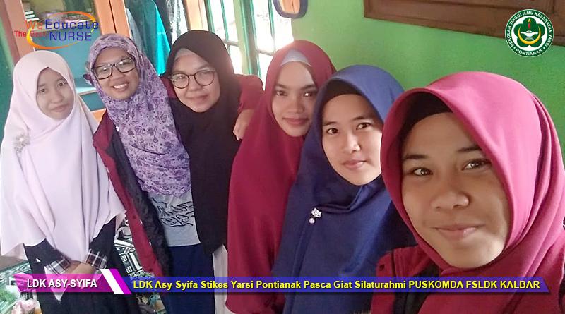 LDK Asy-Syifa Perkuat Silaturahmi dan Ukhuwah Islamiyah