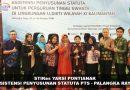Asistensi Penyusunan Statuta PTS di Lingkungan LLDIKTI Wilayah XI Kalimantan