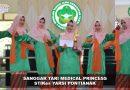HUT Kota Pontianak Ke-247, STIKes Yarsi Juara Satu Lomba Tari Kreasi Cuci Tangan