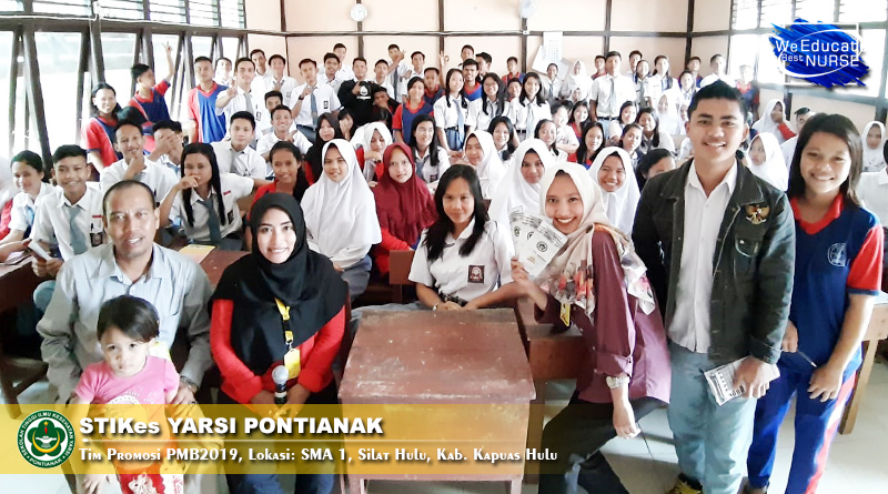 Promosi Penerimaan Mahasiswa Baru, STIKes Yarsi Gunakan Strategi Branding