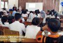 Antusias Ratusan Siswa SMK Negeri 1 Mandor, Sambut Kedatangan Tim Promosi PMB STIKes Yarsi Pontianak