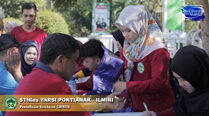 Perawat Milenial Barometer Kesehatan Indonesia