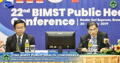5 Negara Asia Tenggara (BIMST) Dorong Kerjasama Bidang Kesehatan