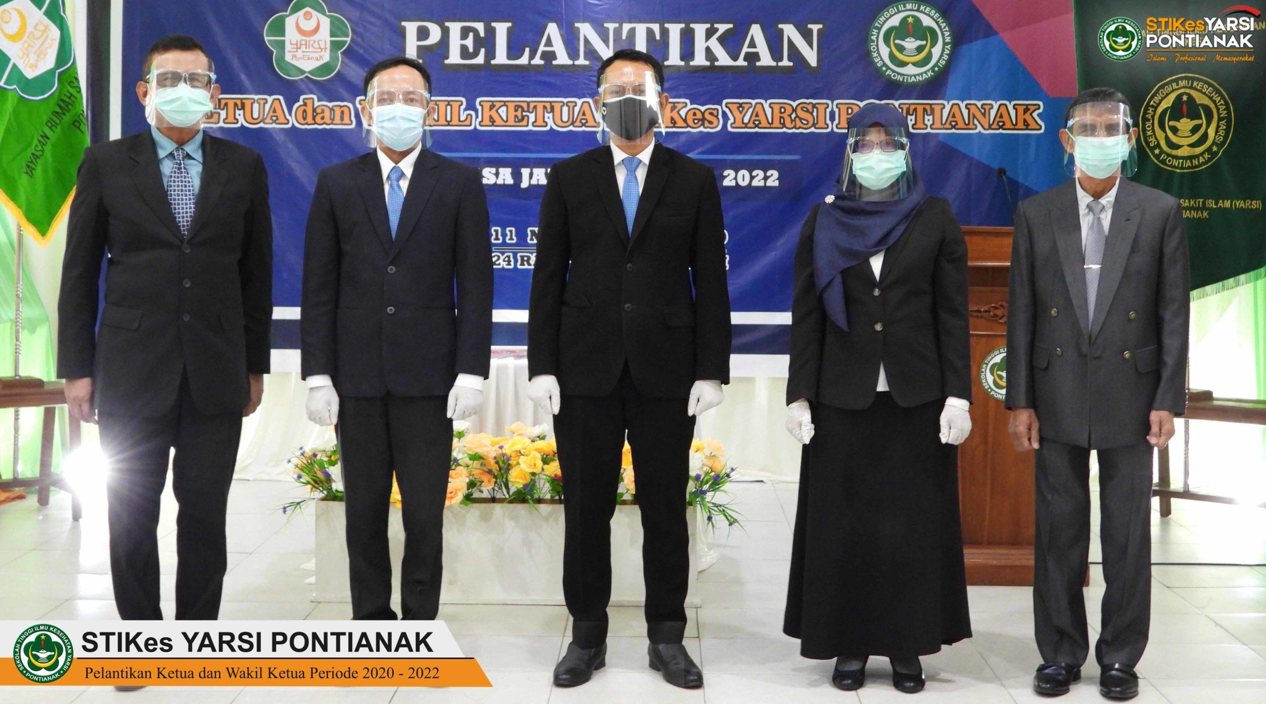 STIKes Yarsi Pontianak Komitmen Dukung Peningkatan IPM Di Kalbar