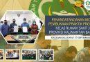 Penandatanganan MoA, sekaligus Pembukaan Praktik Profesi Kelas RSJ Provinsi Kalimantan Barat