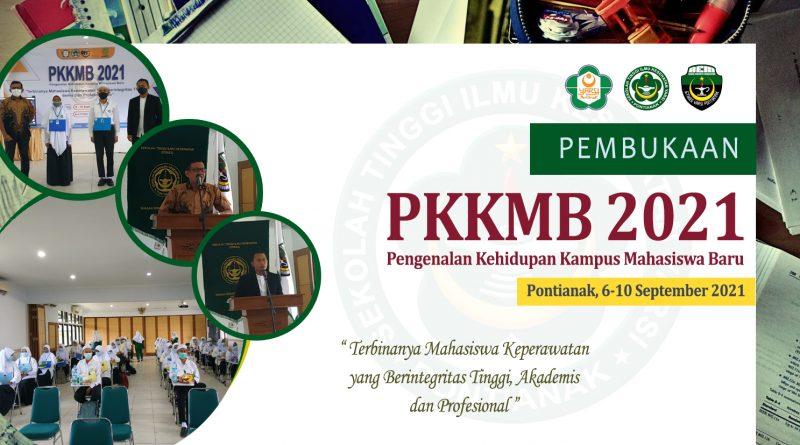 PKKMB 2021 STIKES YARSI PONTIANAK DIGELAR SECARA LURING DAN DARING